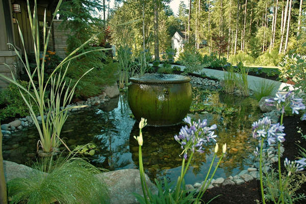 SOD 2005 Front waterfeature