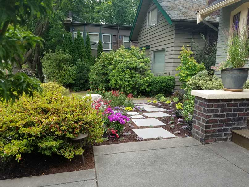 ... Garden Landscaping In Seattle ...