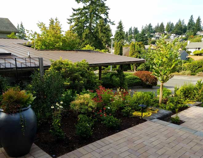 ... Landscape Gardening In Seattle ...
